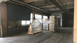 Produktion / Værksted på Maglemølle