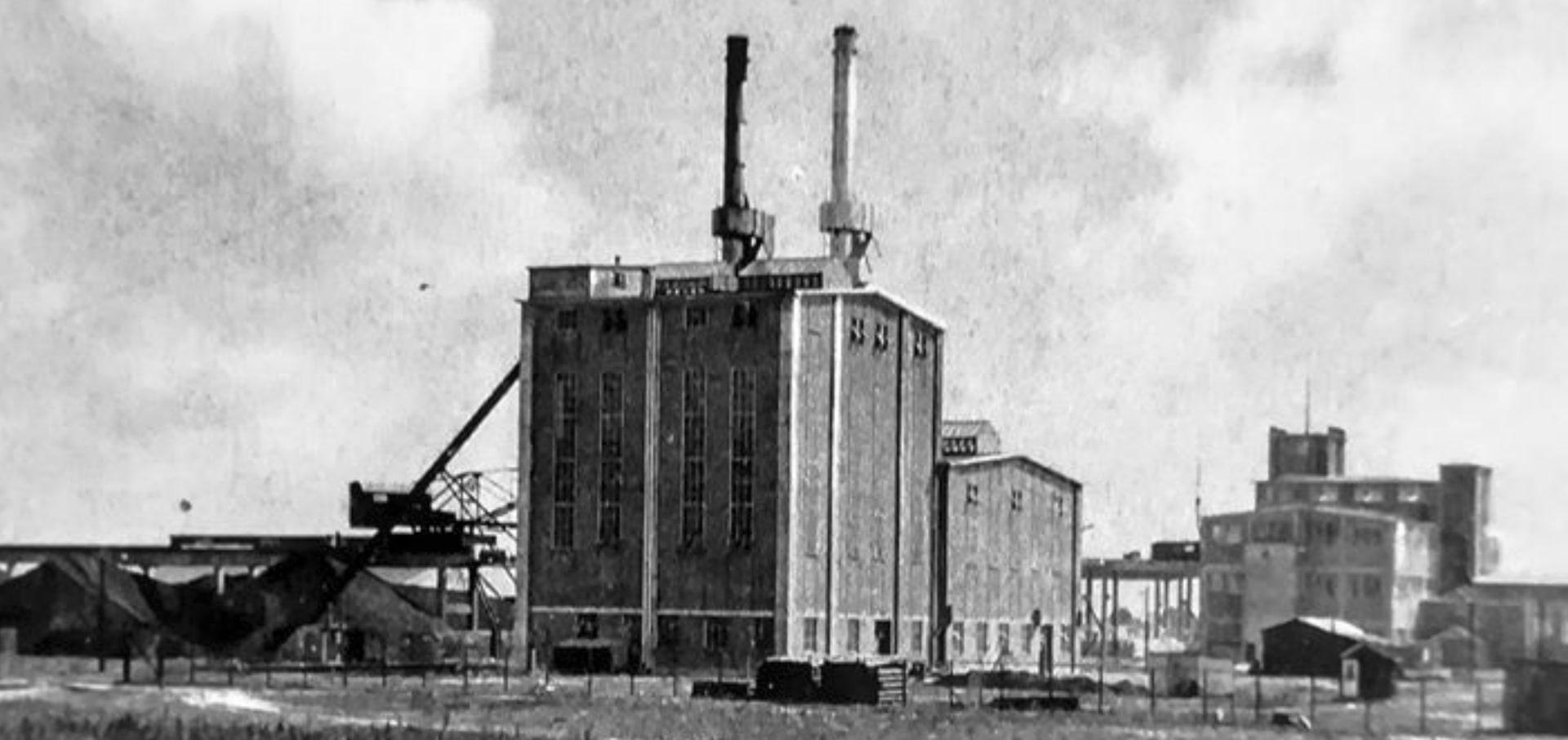 Ny Magle Mølle Papirfabrik 1938