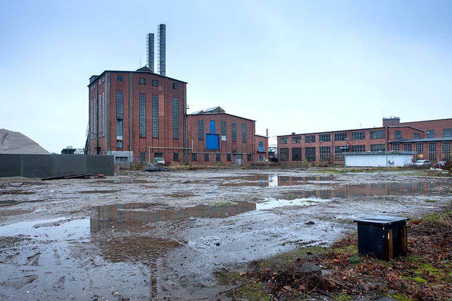 maglemølle ny forplads kraftcentralen