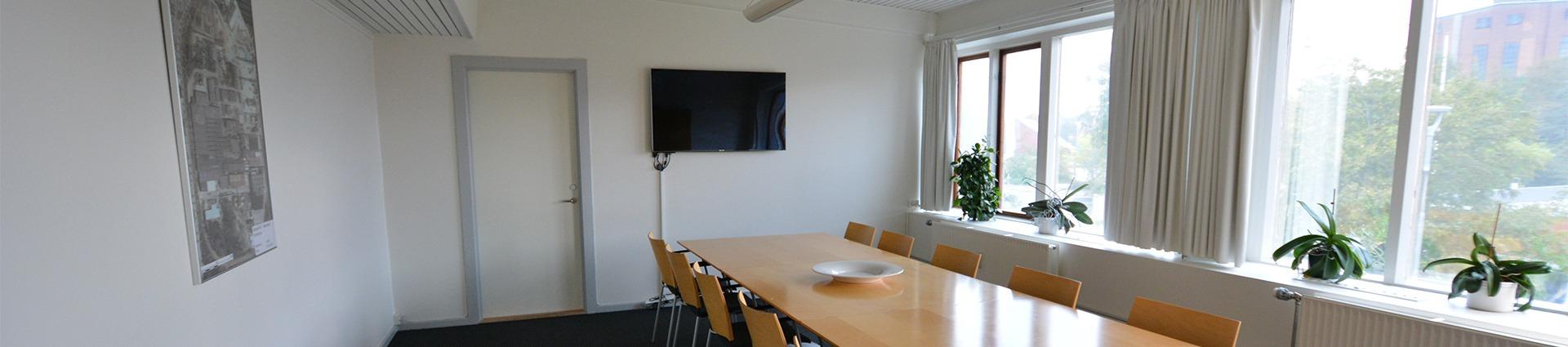 Mødelokale på Maglemølle Erhvervspark