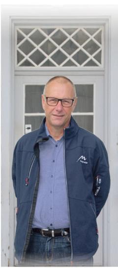 Søren Høgsted Hansson, Maglemølle A/S