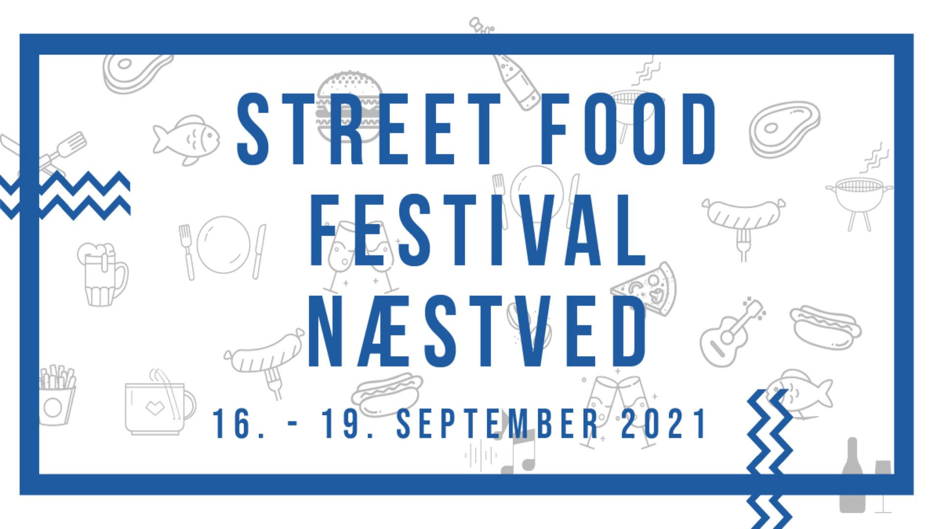 Street Food festival på Maglemølle 16-19 september 2021