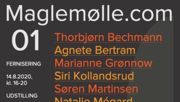 maglemølle.com 01 – Kunstudstilling